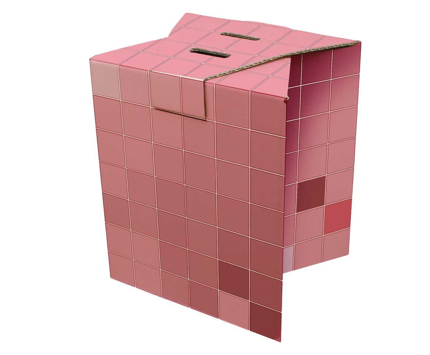 Banco rube cube - rama | Westwing.com.br