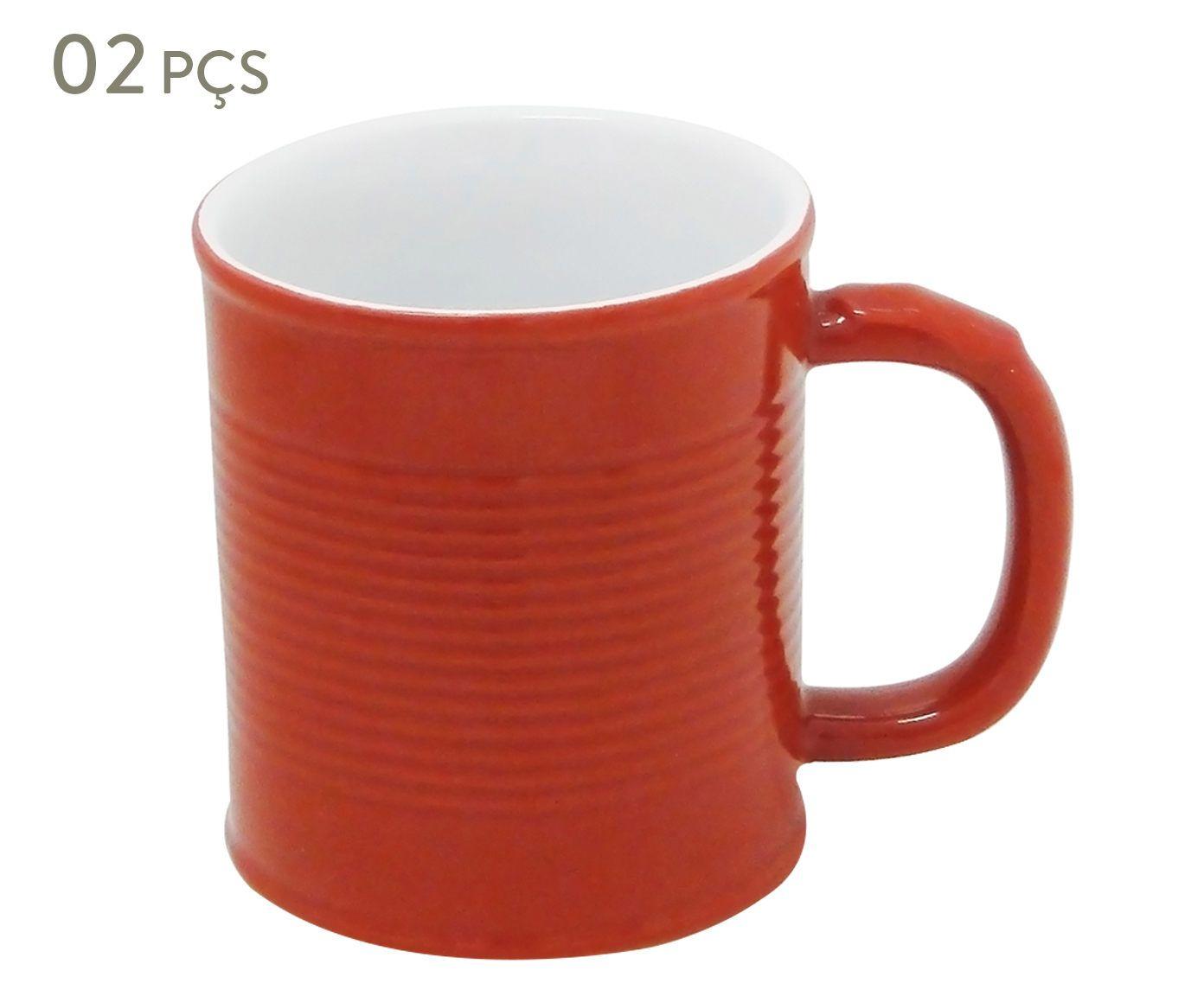 Conjunto de Canecas Espalier rouge - 350 ml   Westwing.com.br