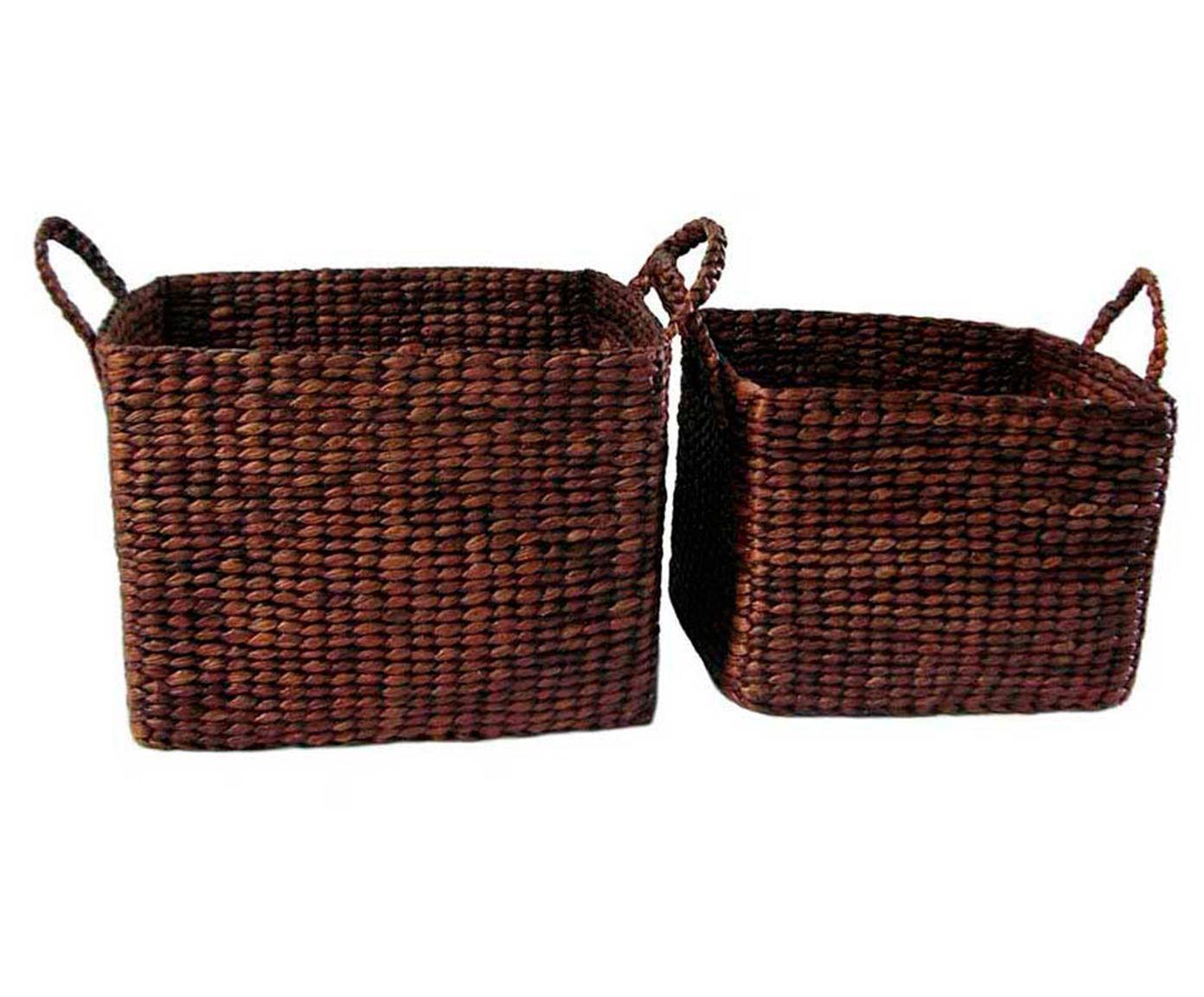 Conjunto de cestas waba | Westwing.com.br