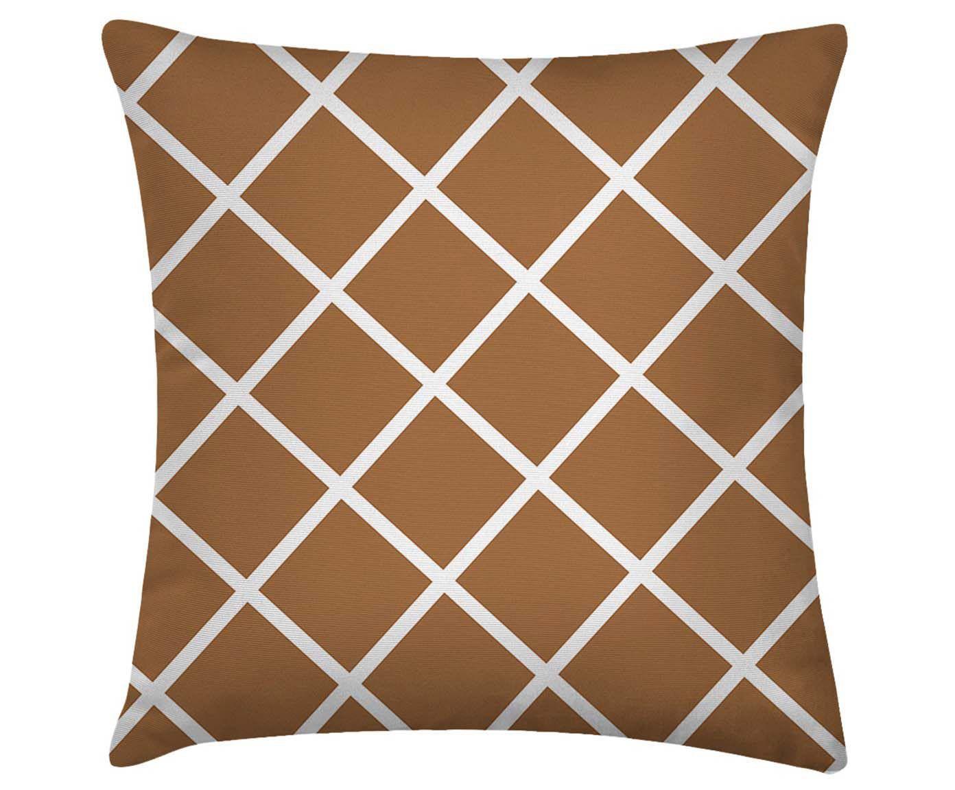 Capa para almofada losangue lana - 40 cm   Westwing.com.br