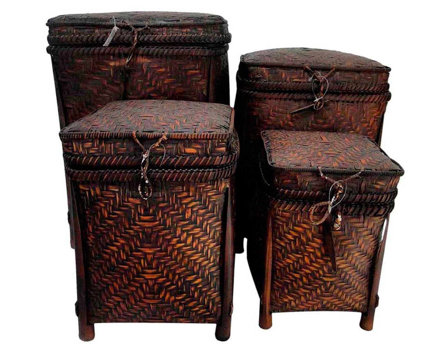 Conjunto de cestas azevi | Westwing.com.br