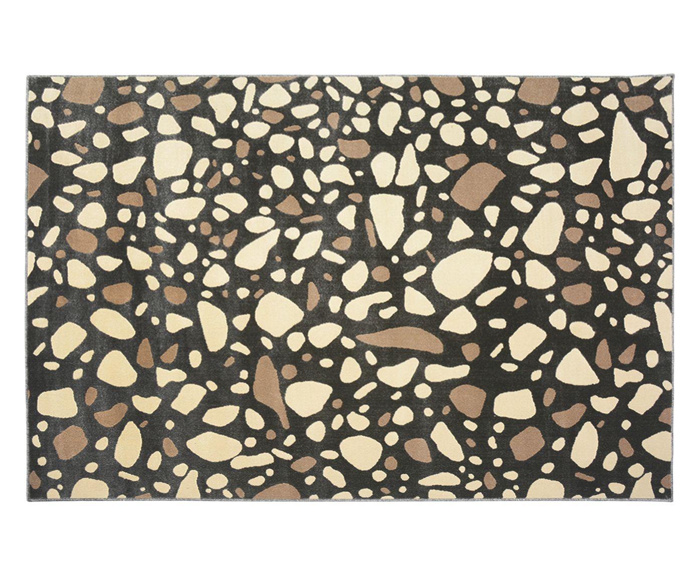 Tapete Trendy Granilite Carbon - 100X150cm | Westwing.com.br