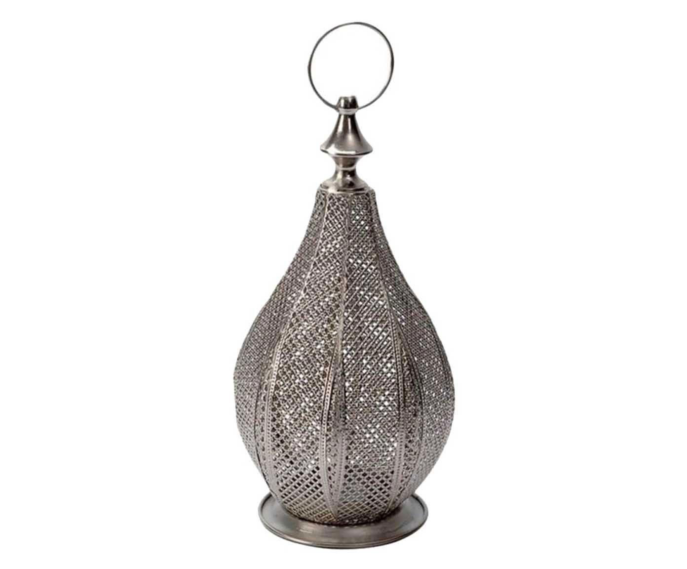 Porta-vela delhi - 31x18cm | Westwing.com.br