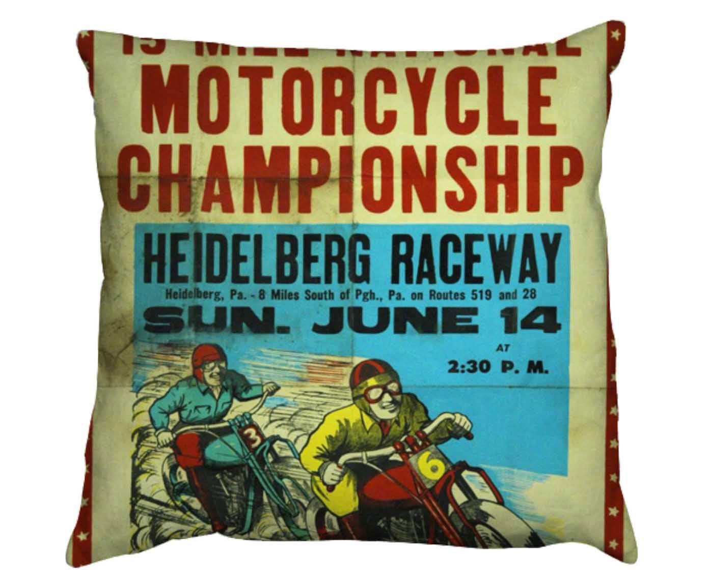Capa para almofada motorcycle   Westwing.com.br