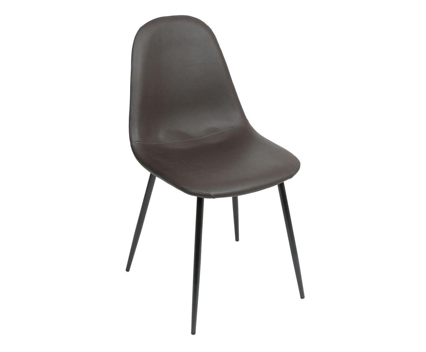 Cadeira Eames Wood Café - 45X85,5cm | Westwing.com.br
