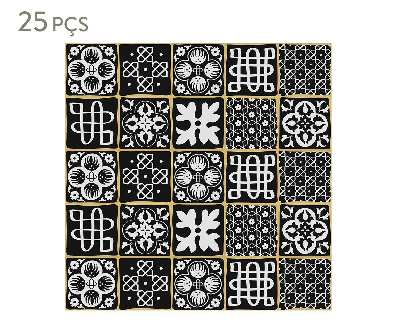 Conjunto de ladrilhos adesivos amerian   Westwing.com.br