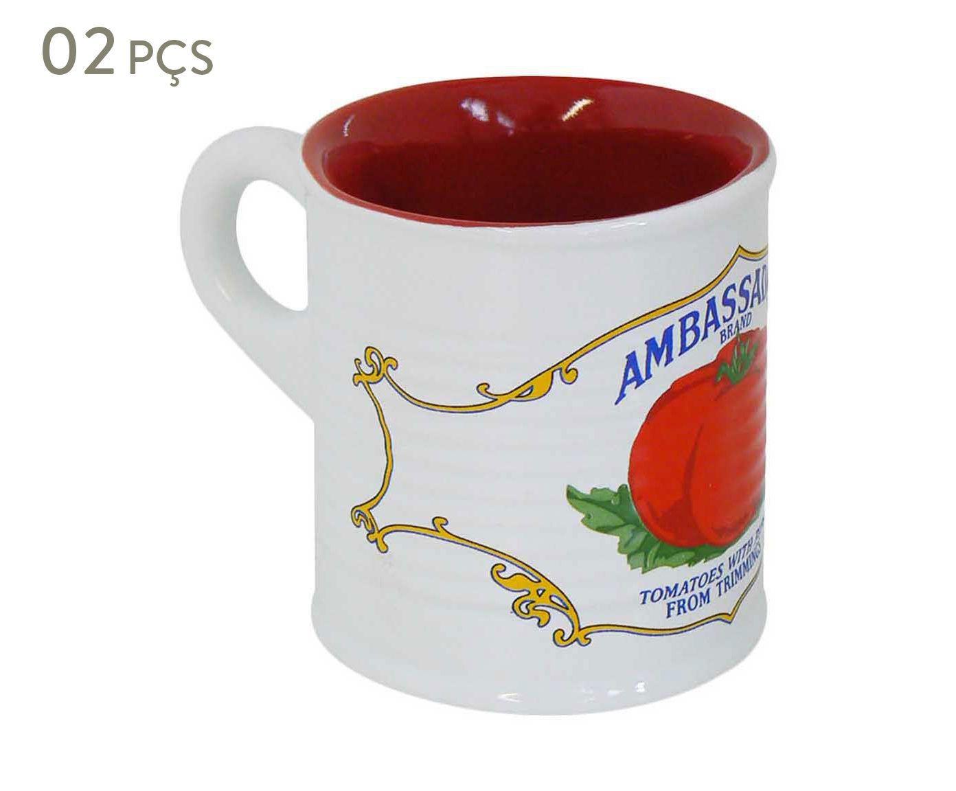 Conjunto de Xícaras para café ambassador - 70 ml | Westwing.com.br