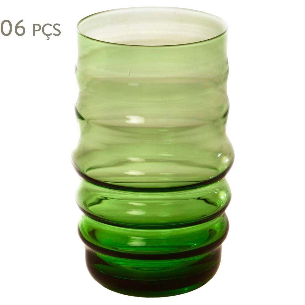 Conjunto de copos long drink naim - energy | Westwing.com.br