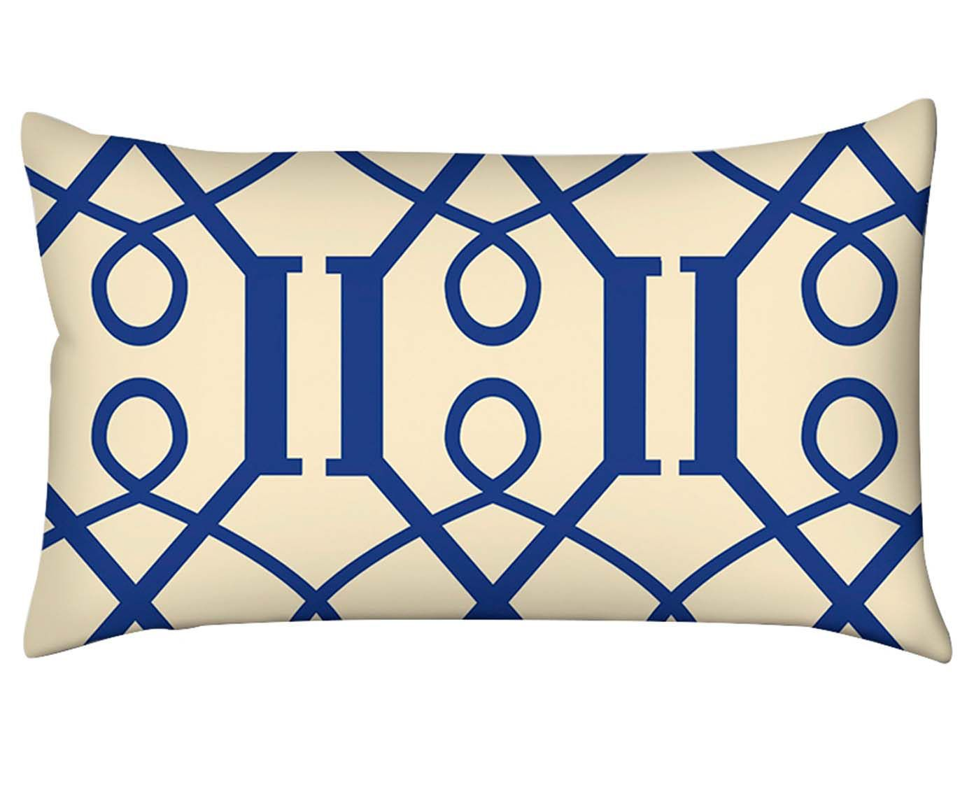 Capa para almofada marrakesh confusion zen - 20 x 38 cm | Westwing.com.br