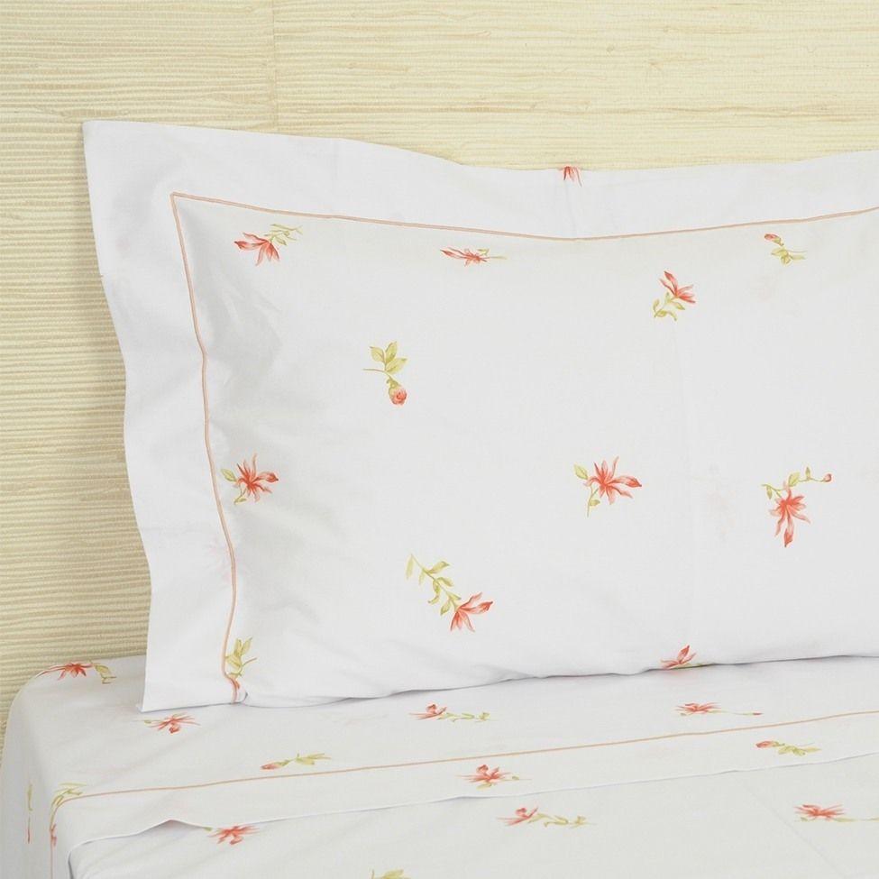 Jogo de cama garden para cama de solteiro   Westwing.com.br