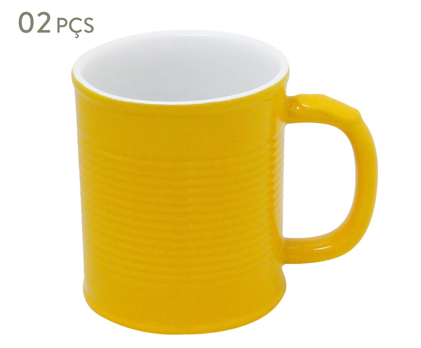 Conjunto de Canecas Espalier soleil - 250 ml | Westwing.com.br