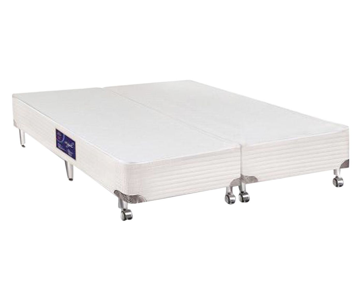 Cama Box Simples Gold Star Vitagel Queen Size Westwing Com Br