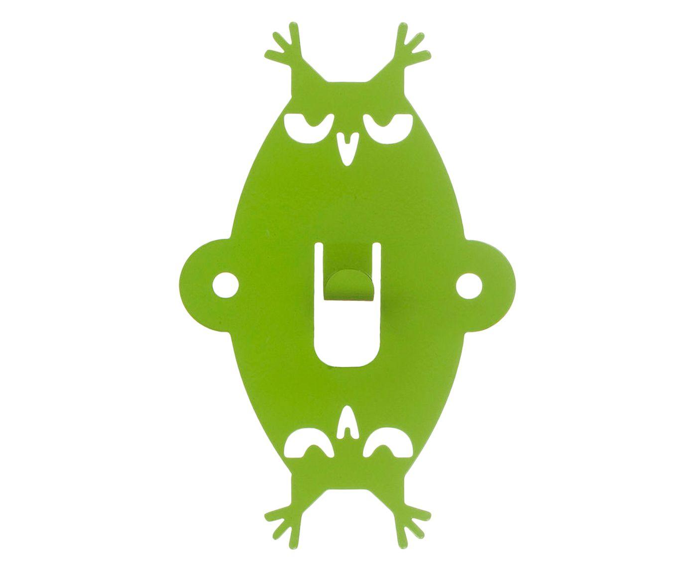 Cabideiro Coruja - Verde | Westwing.com.br