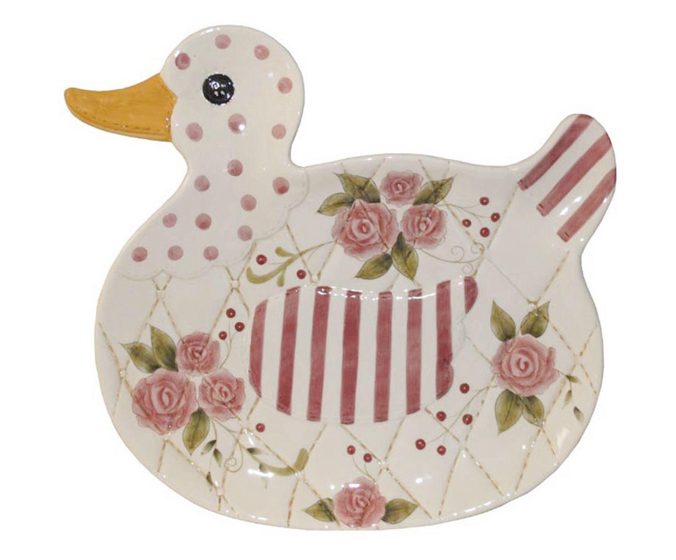 Travessa Sweet Duck - 30X30cm | Westwing.com.br