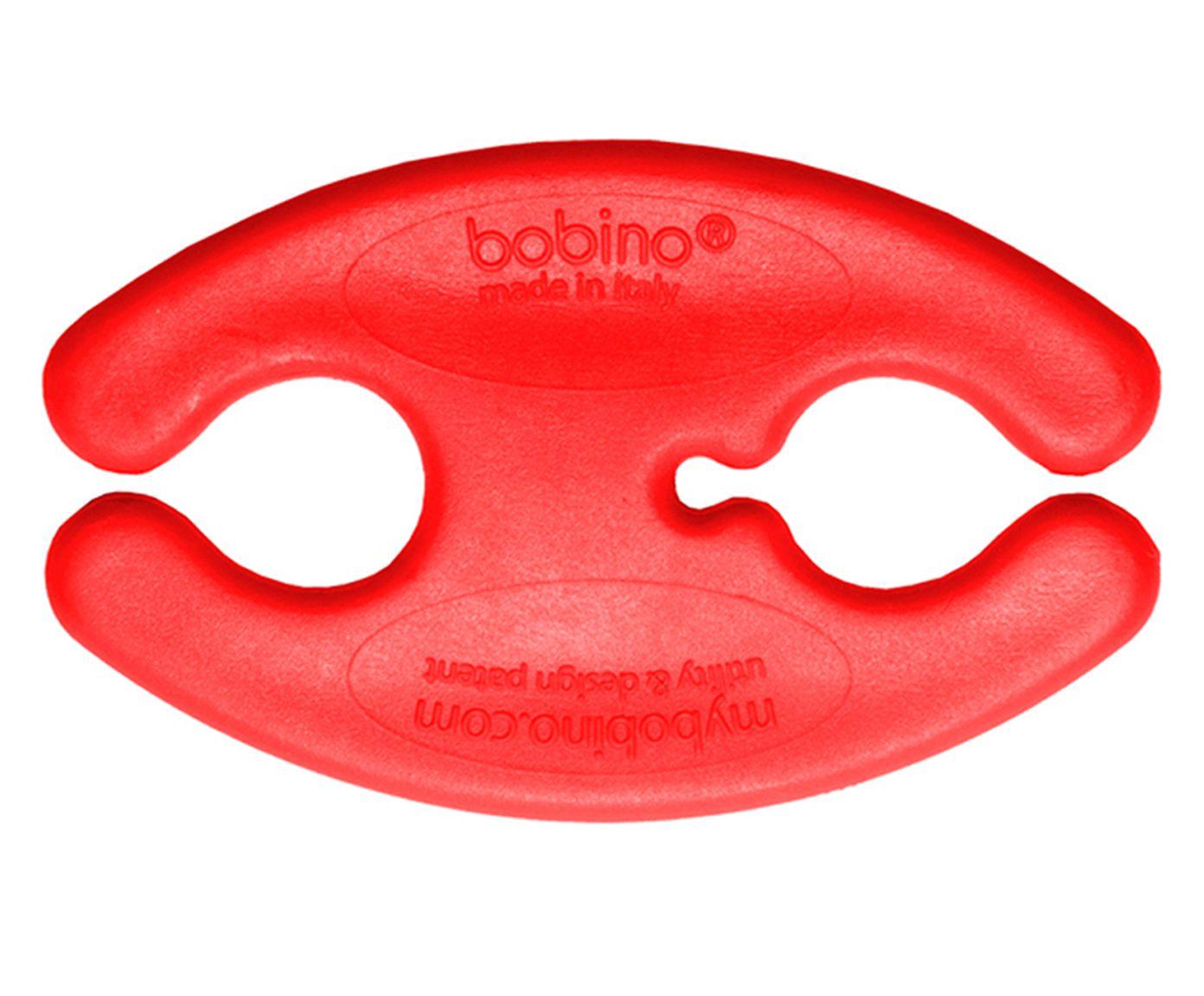 Organizador de Fios Bobino Vermelho - 5,5x3,5cm | Westwing.com.br