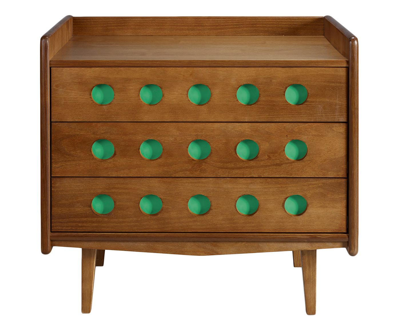 Cômoda Vintage - Verde Anis | Westwing.com.br