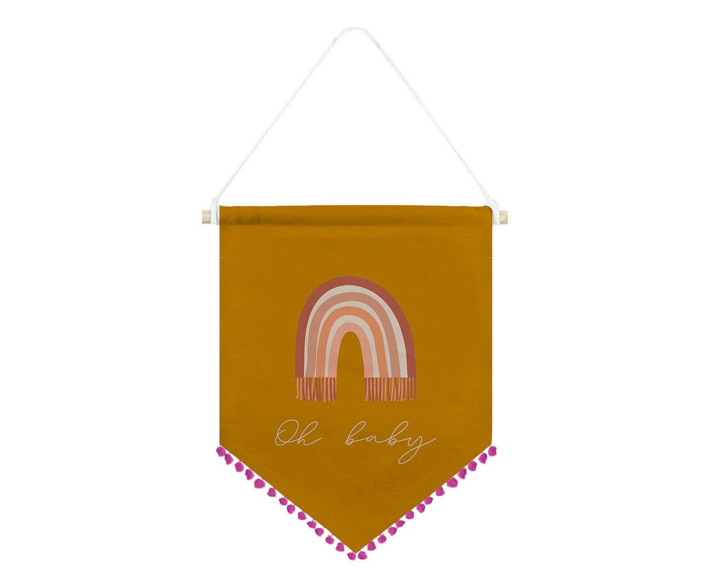 Flâmula com Griló Achuqalla - 30X33cm | Westwing.com.br