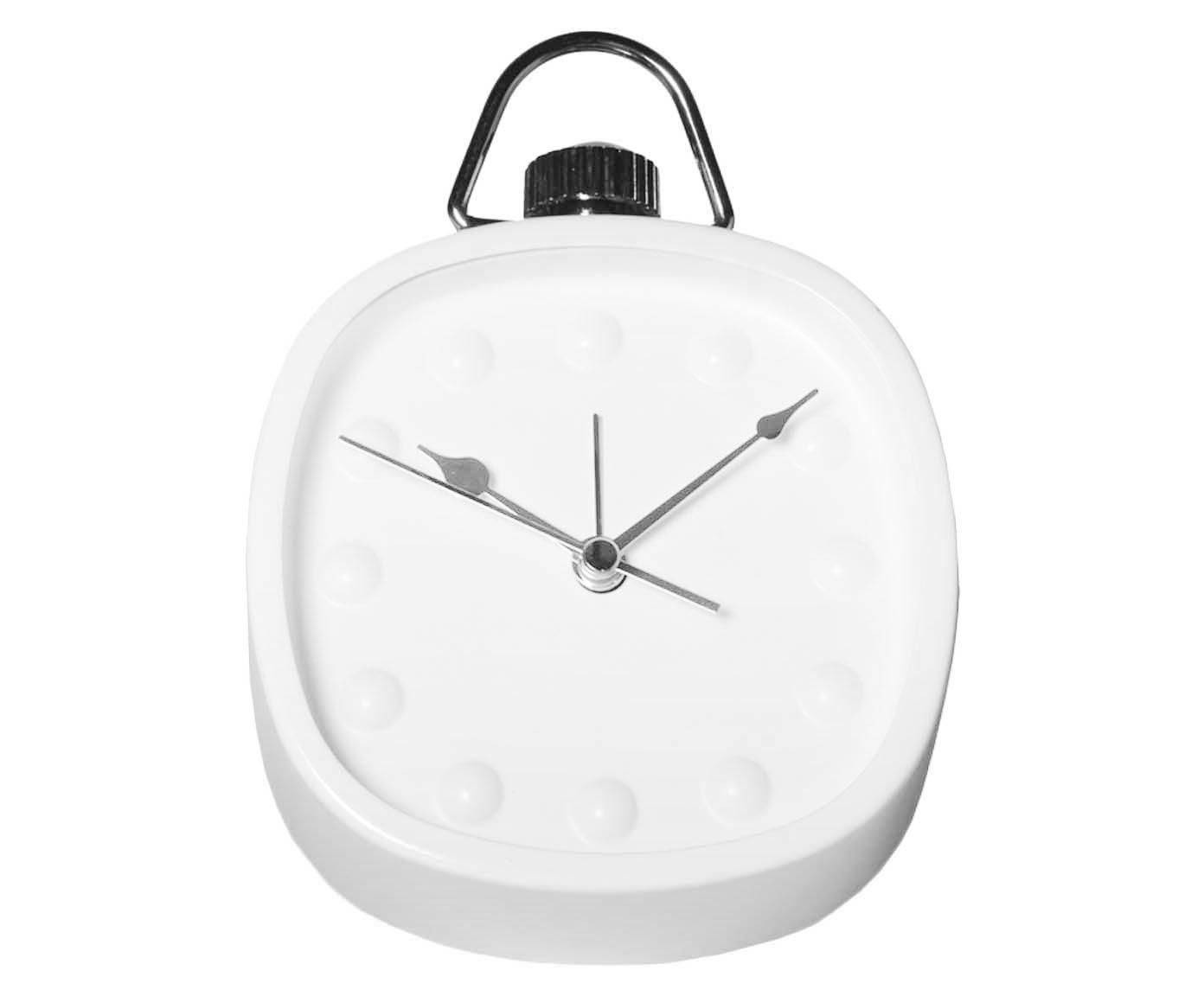 Relógio Despertador Celic - Branco | Westwing.com.br