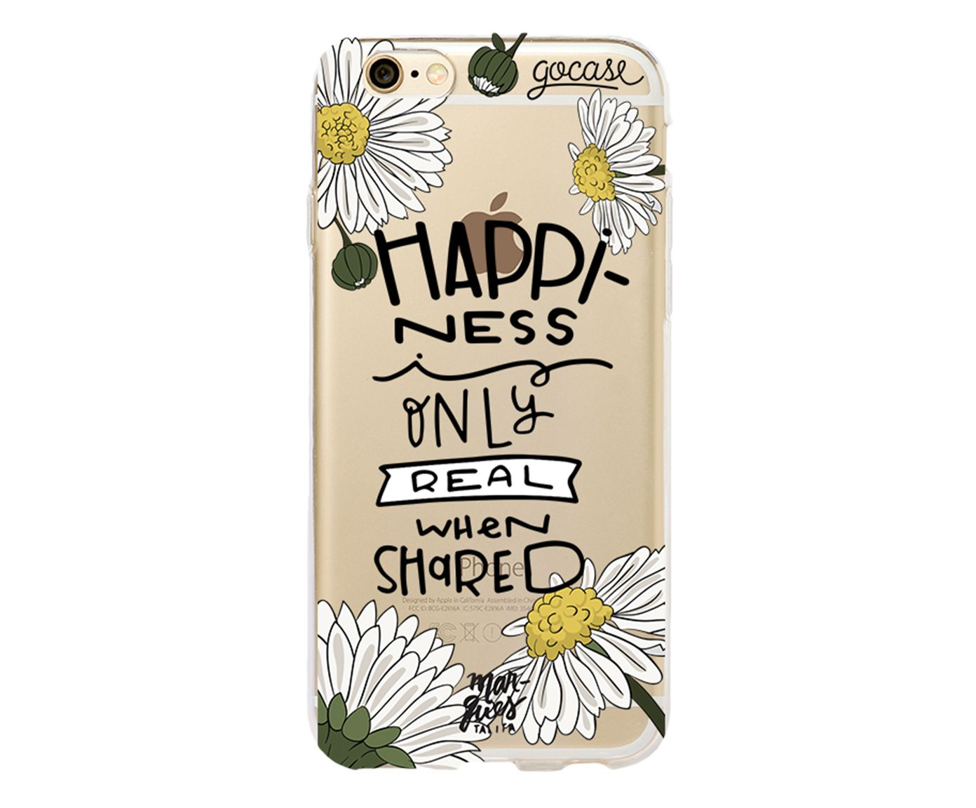 Case Happiness - Para iPhone 6 Plus | Westwing.com.br