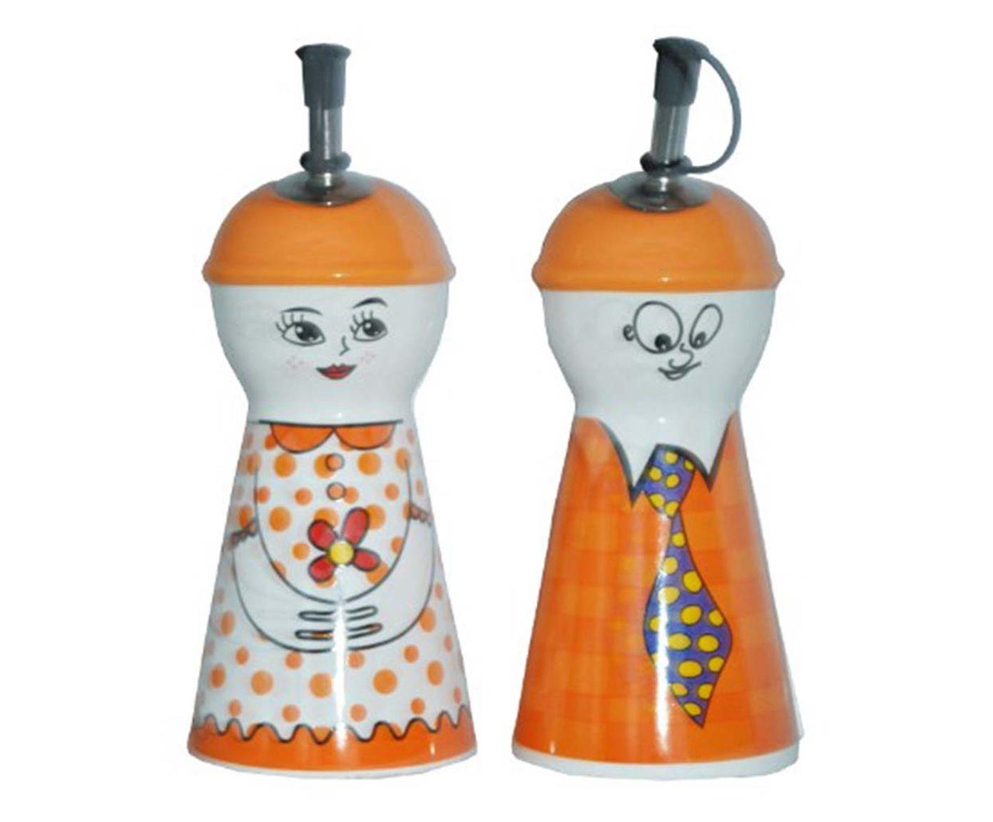 Galheteiro Doll - Laranja | Westwing.com.br