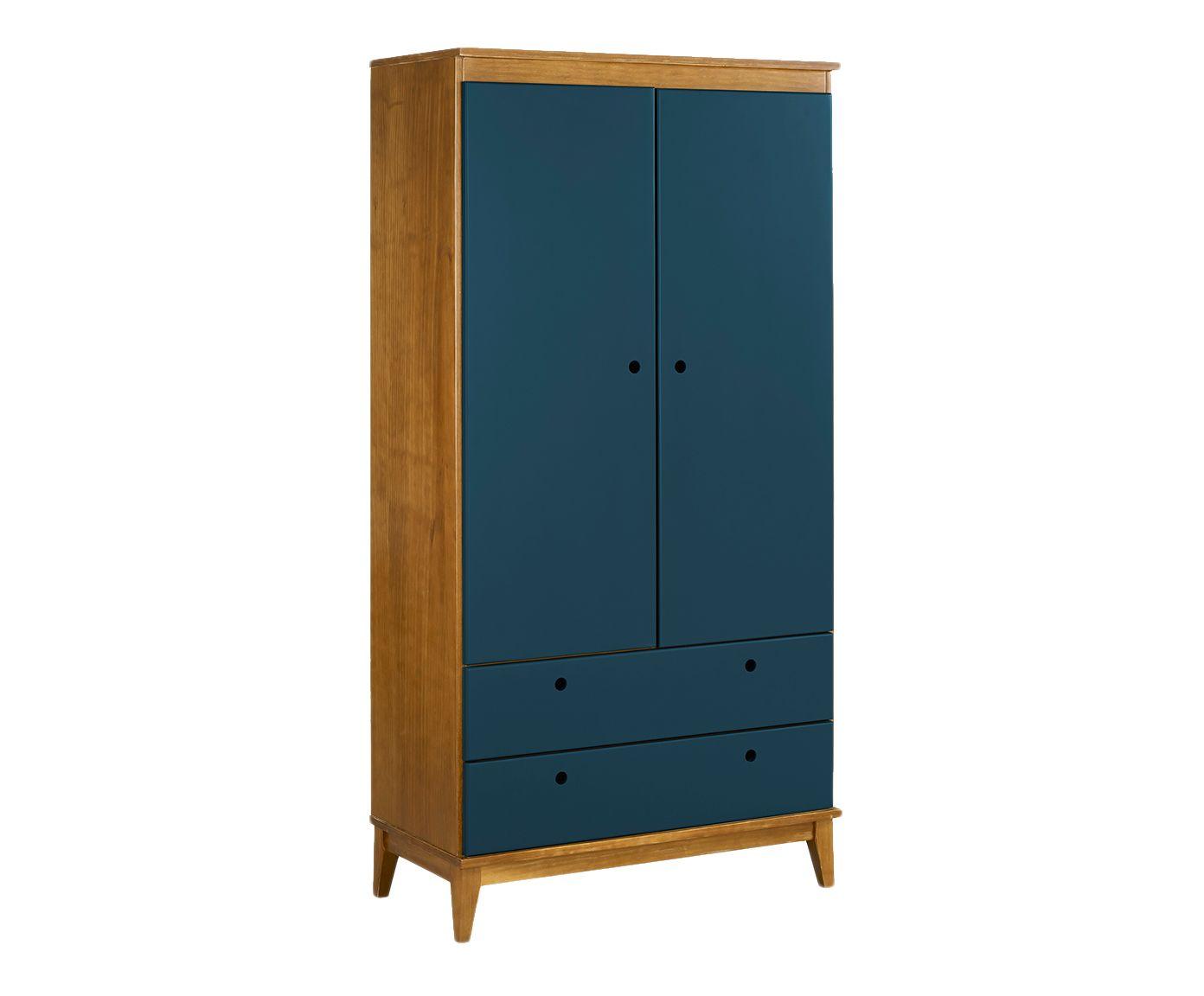Armário Colors - Azul Noite | Westwing.com.br