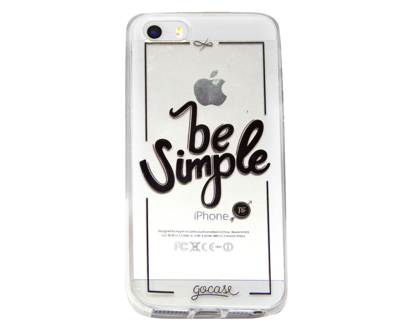 Case Be Simple - Para iPhone 4/4S | Westwing.com.br