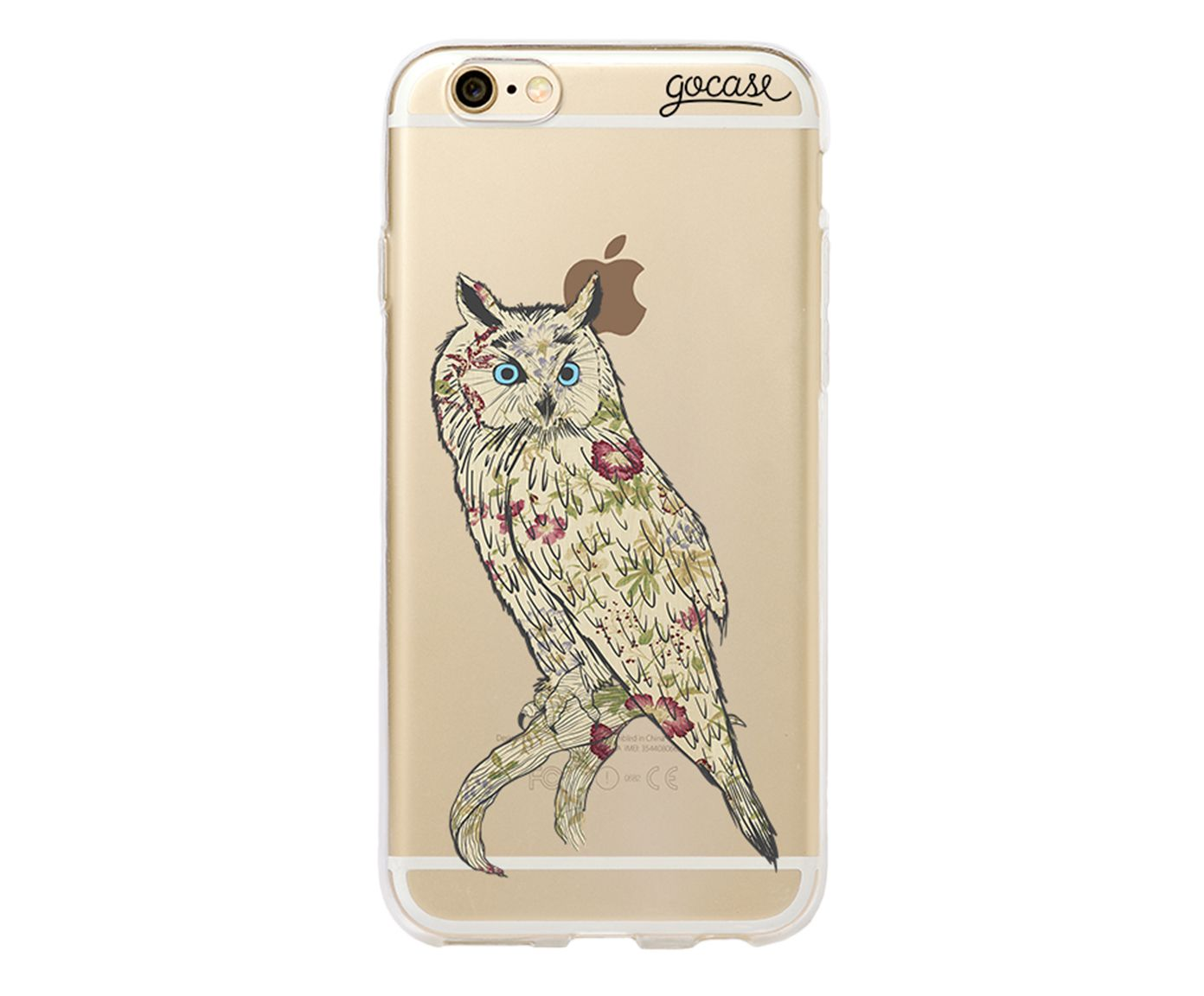 Case Coruja - Para iPhone 6 Plus | Westwing.com.br