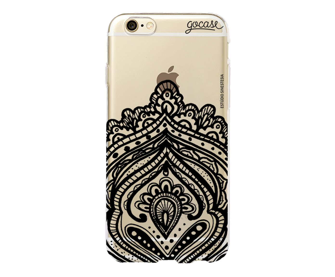 Case Black Tribal - Para iPhone 6/6S | Westwing.com.br