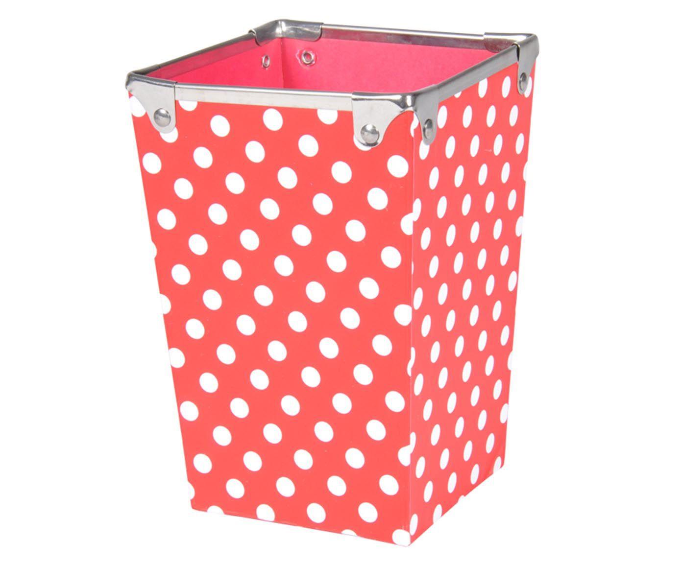 Lixeira Polka Dots | Westwing.com.br