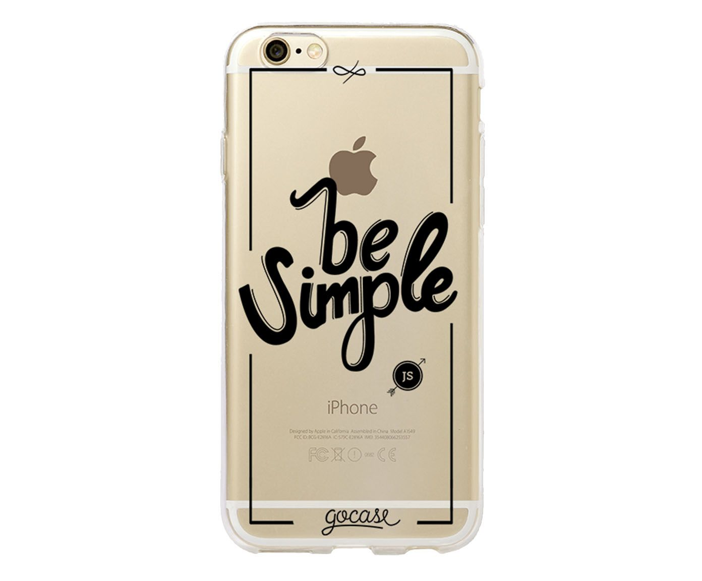 Case Be Simple - Para iPhone 6 Plus | Westwing.com.br