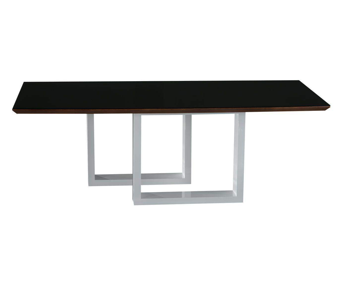 Mesa de Jantar Shaman - 200x100cm | Westwing.com.br