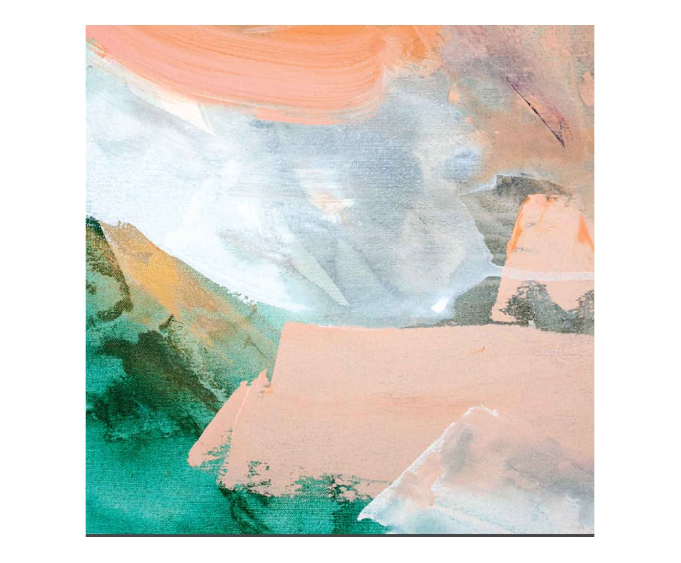 Placa de Madeira Estampada Anne - 29X29cm   Westwing.com.br