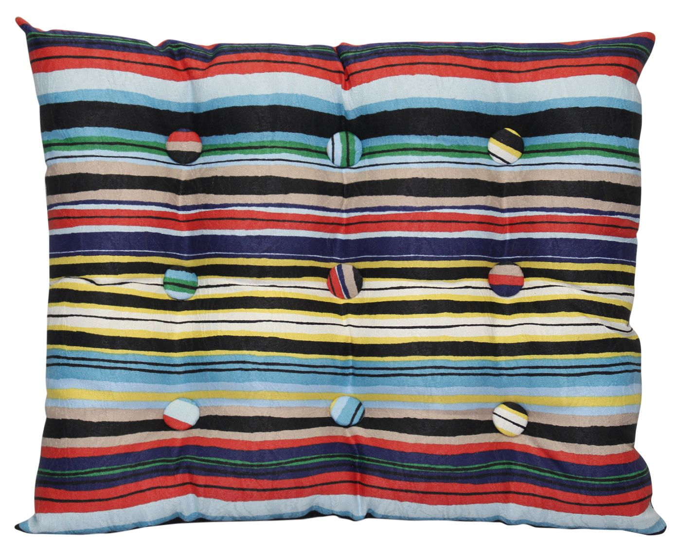 Almofada Zabuton Marble Striped Bandy - 40x50cm   Westwing.com.br