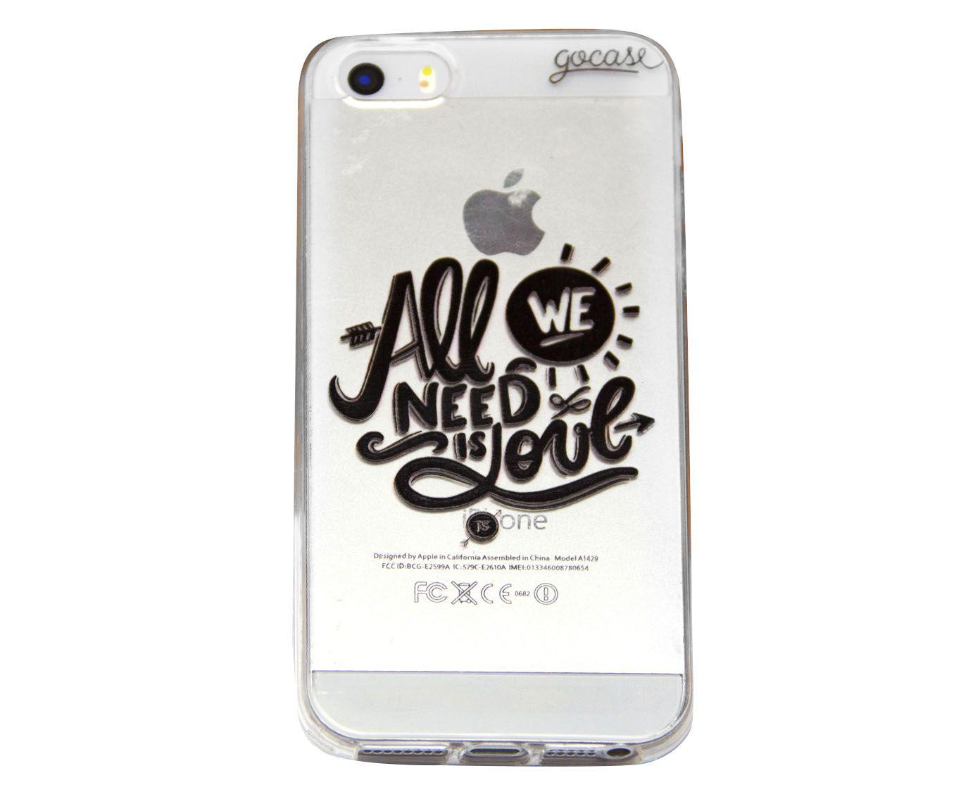 Case É Amor - Para iPhone 4/4S   Westwing.com.br