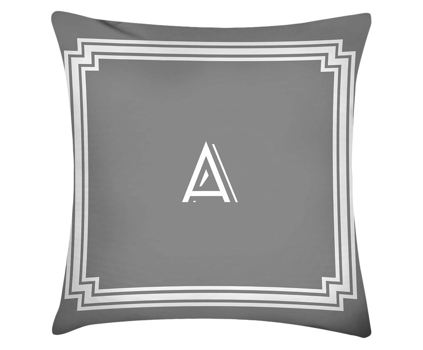 Almofada Letter A - 45x45cm | Westwing.com.br