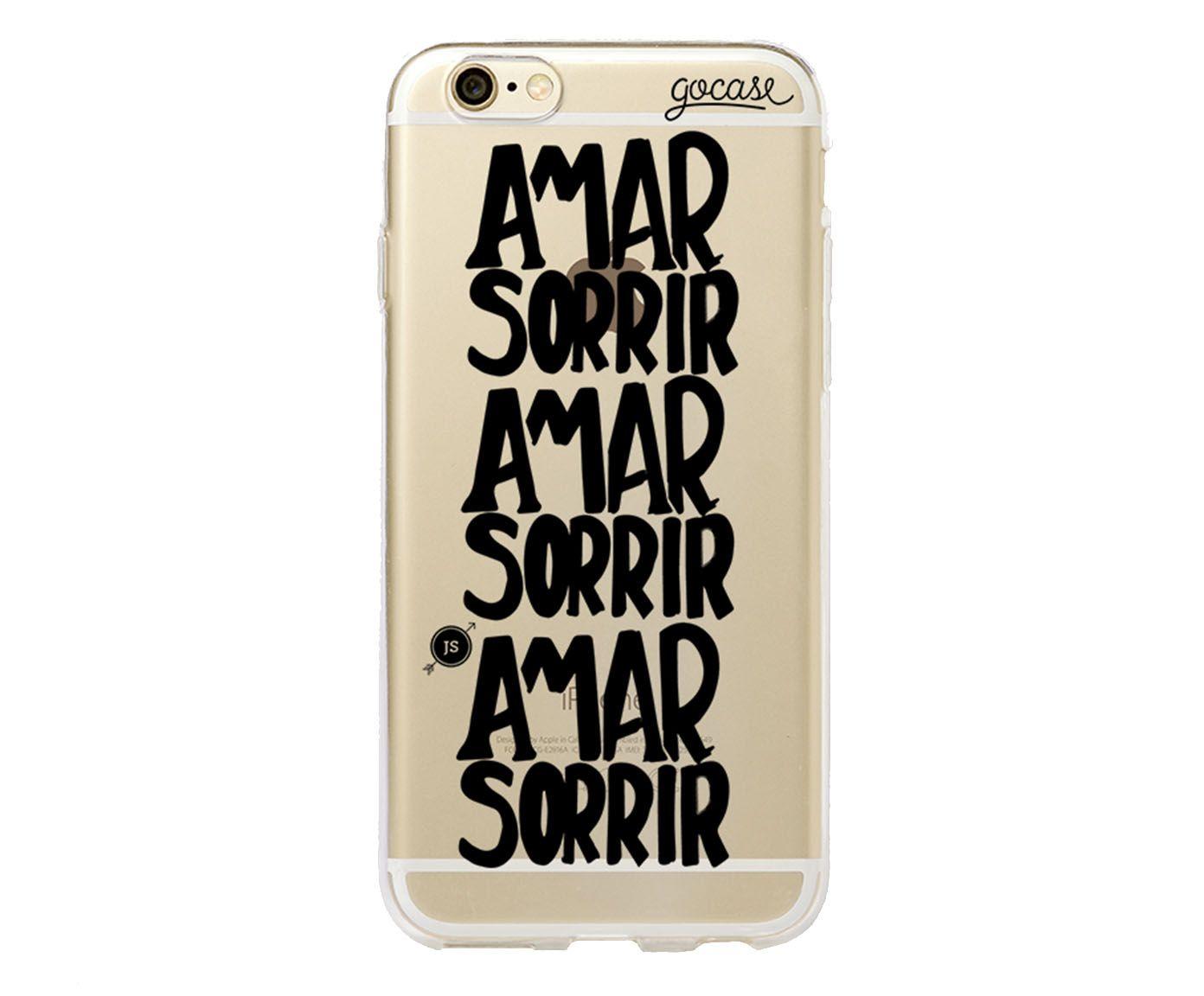 Case Amar e Sorrir - Para iPhone 6/6S   Westwing.com.br