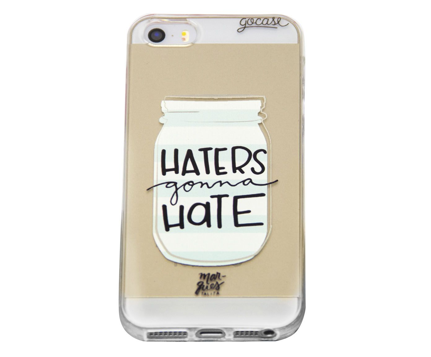 Case Haters Gonna Hate - Para iPhone 4/4S | Westwing.com.br