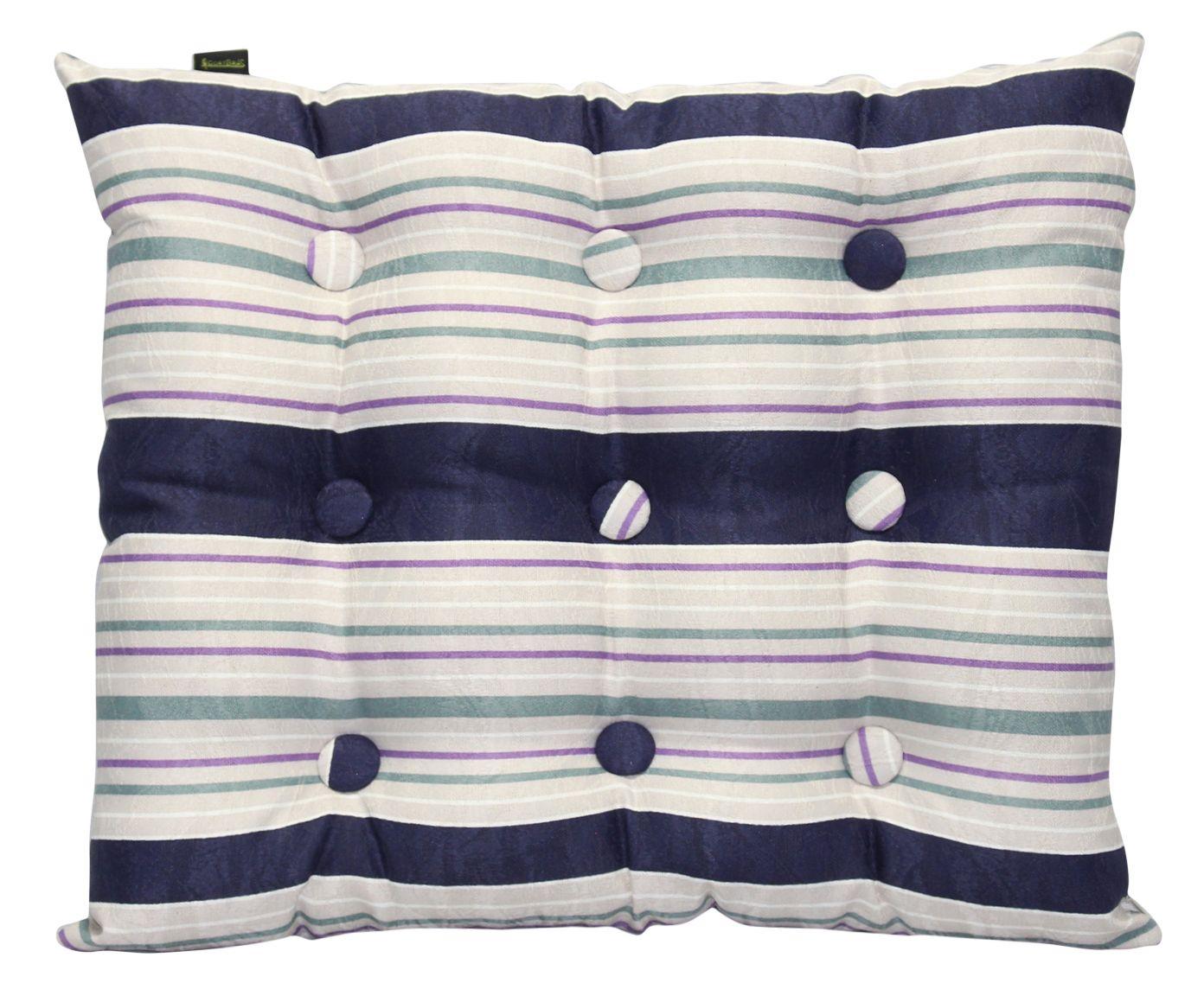 Almofada Zabuton Marble Striped Roxa - 40x50cm   Westwing.com.br