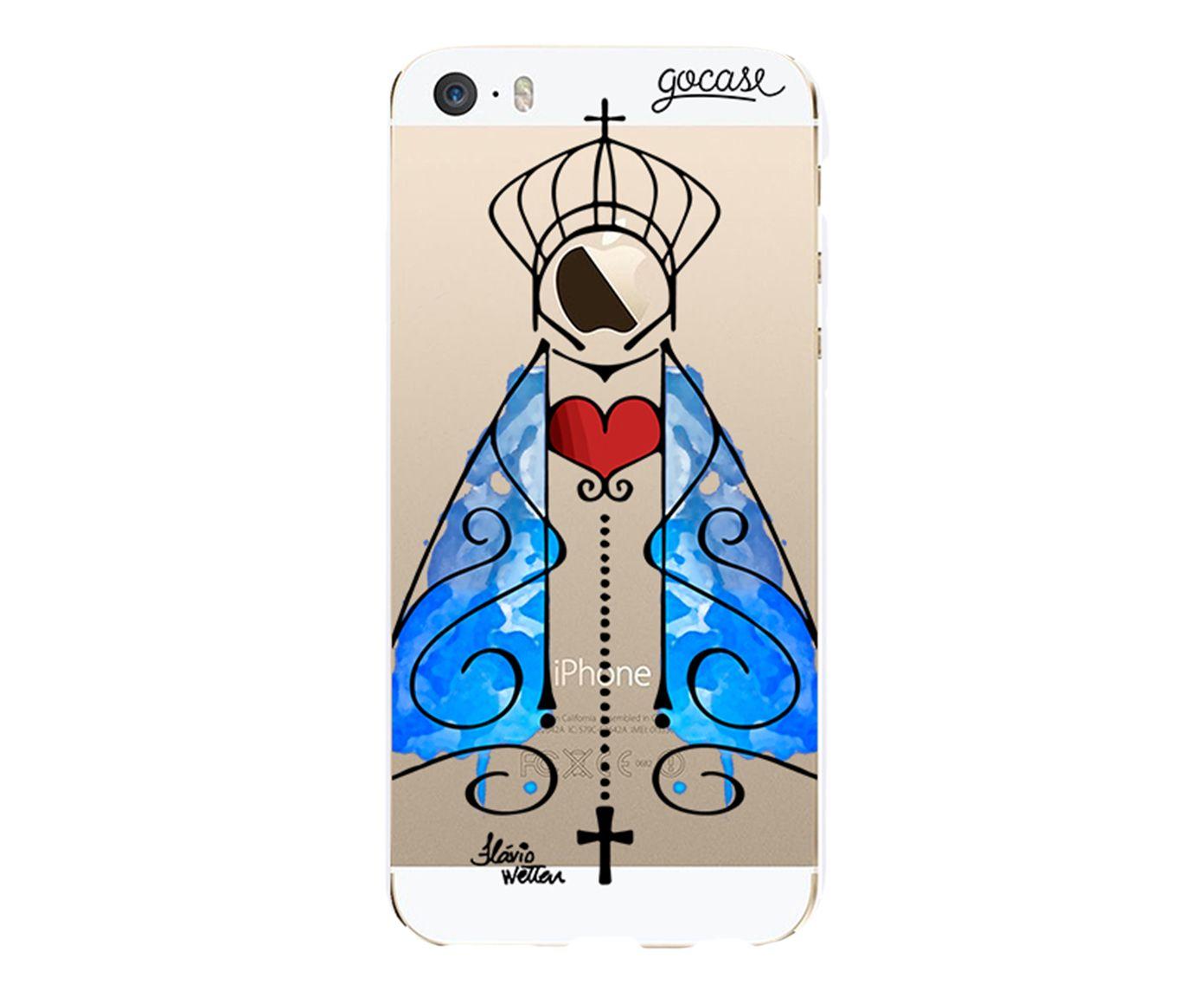 Case Amém - Para iPhone 5C | Westwing.com.br