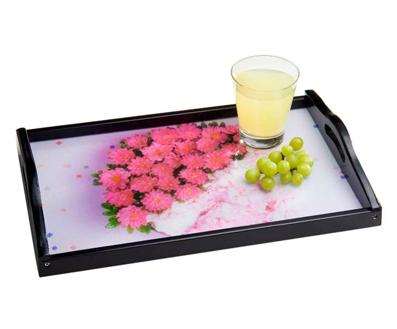 Bandeja Flowers Charm - 44x27cm | Westwing.com.br
