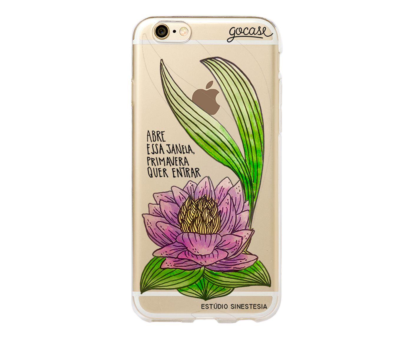 Case Primavera - Para iPhone 6/6S | Westwing.com.br