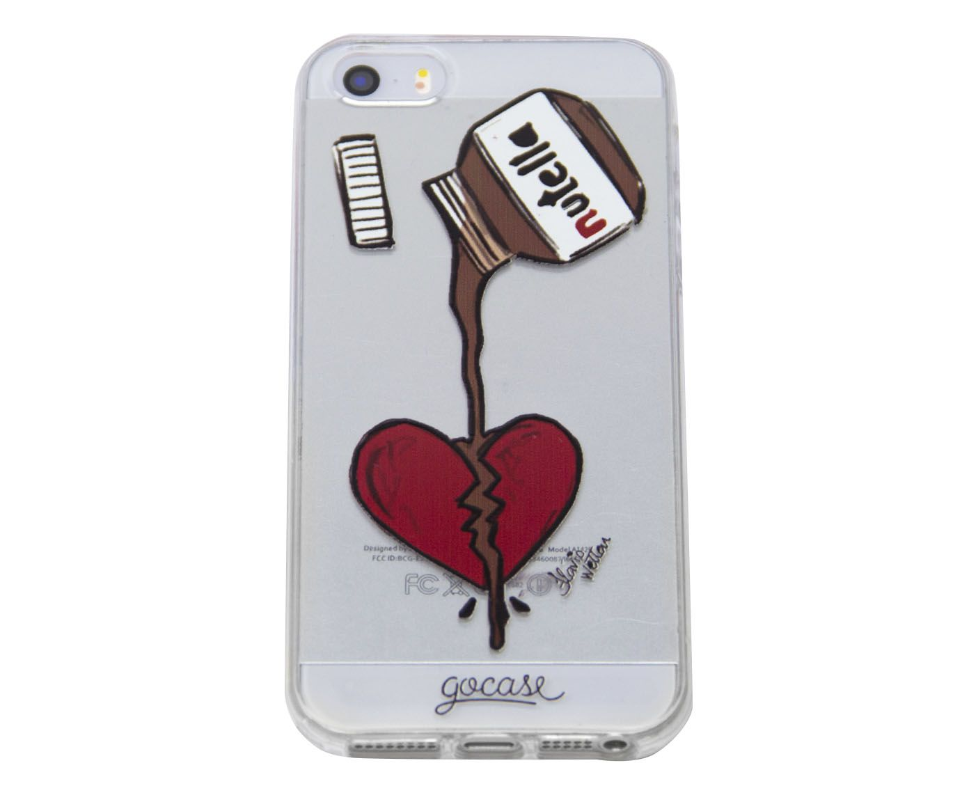 Case Nutella - Para iPhone 4/4S | Westwing.com.br