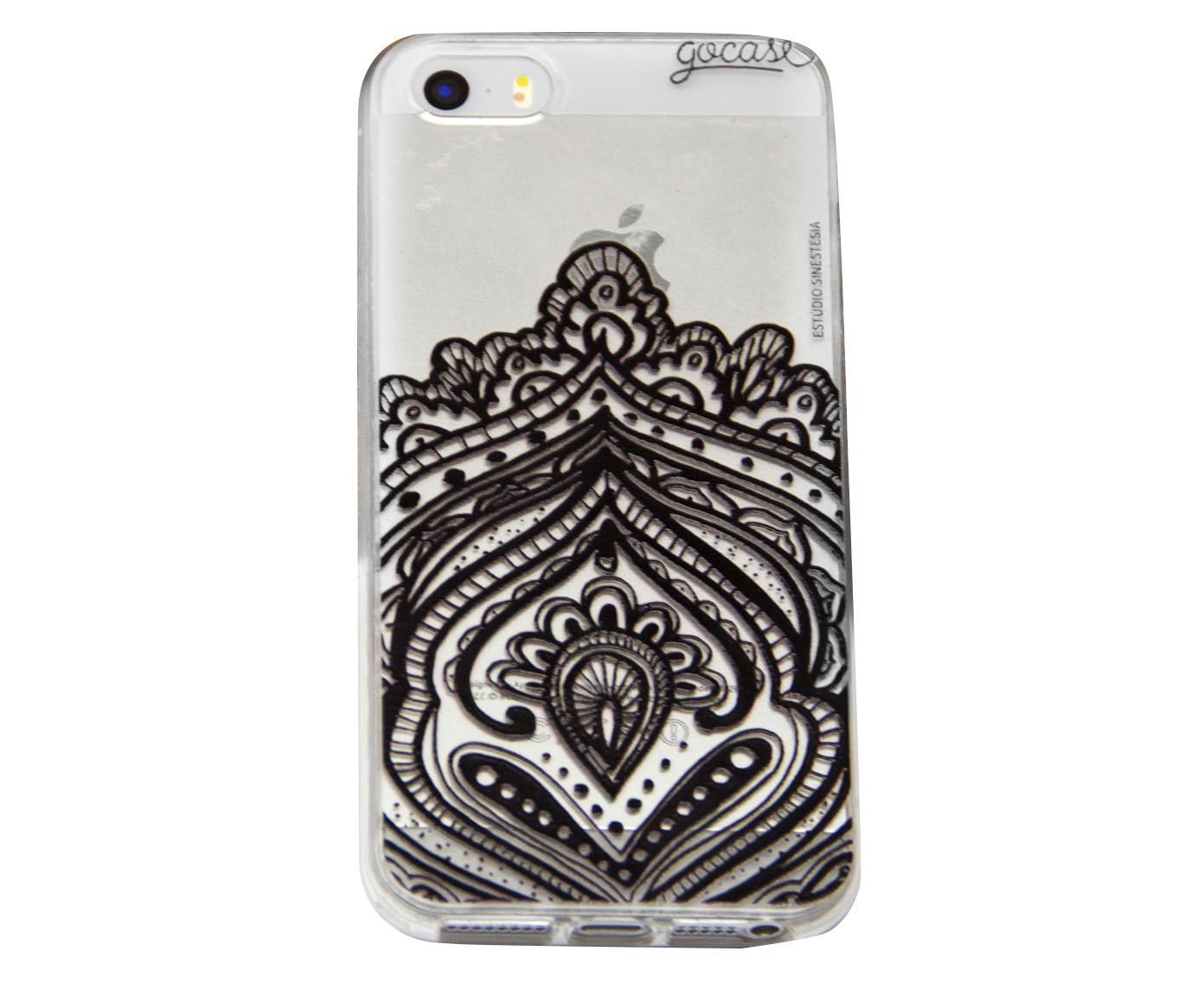 Case Black Tribal - Para iPhone 4/4S | Westwing.com.br