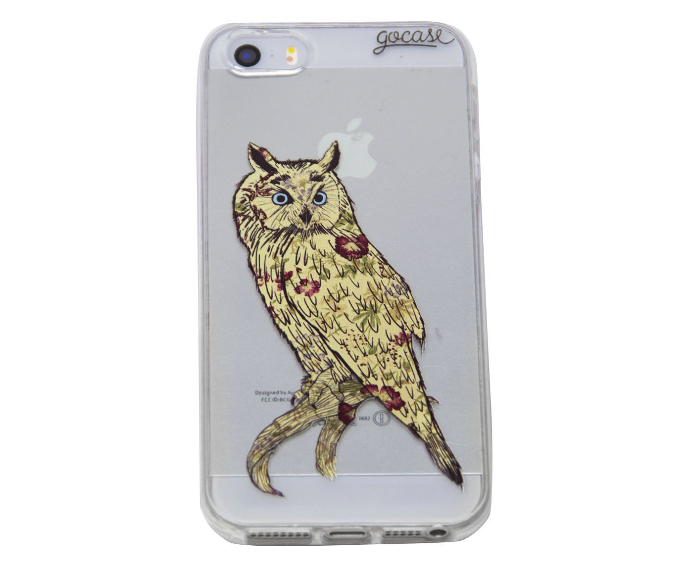 Case Coruja - Para iPhone 4/4S   Westwing.com.br