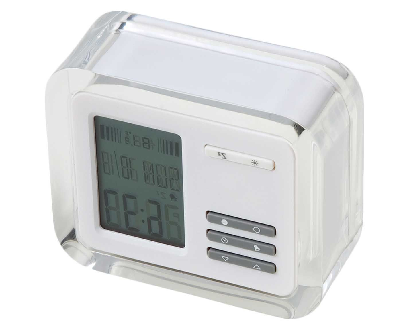Relógio Despertador Cristy   Westwing.com.br