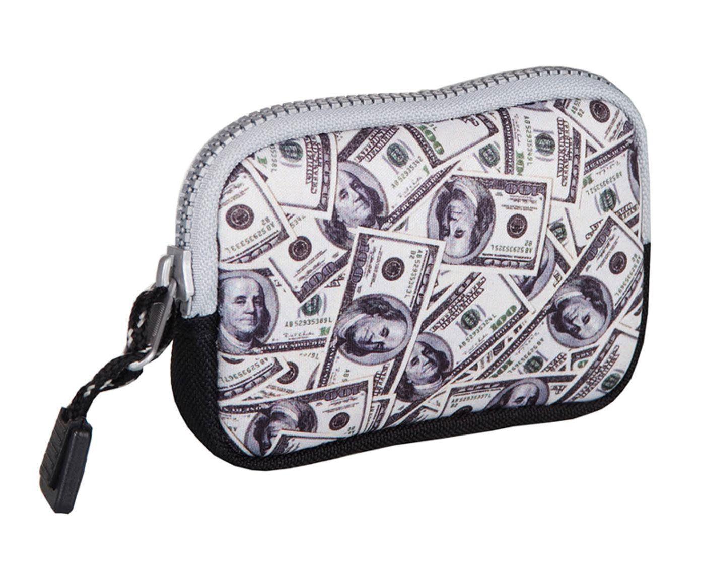 Porta-Moedas Neoprene Dollars | Westwing.com.br