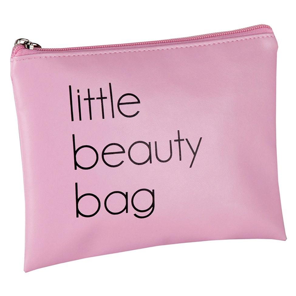 Nécessaire Little Beauty Smooth - 20,5x16cm   Westwing.com.br