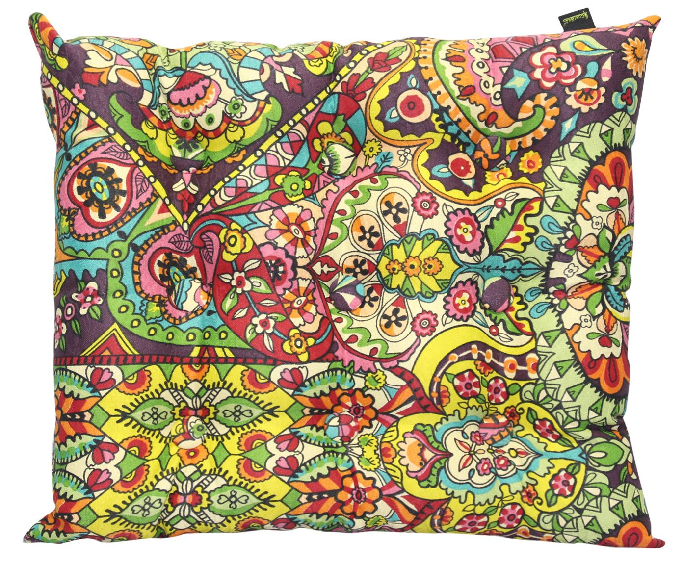 Almofada Zabuton Marble Marsha - 40x50cm | Westwing.com.br