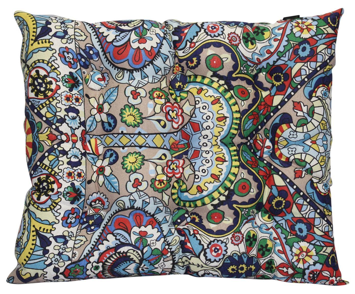 Almofada Zabuton Marble Ann - 40x50cm | Westwing.com.br