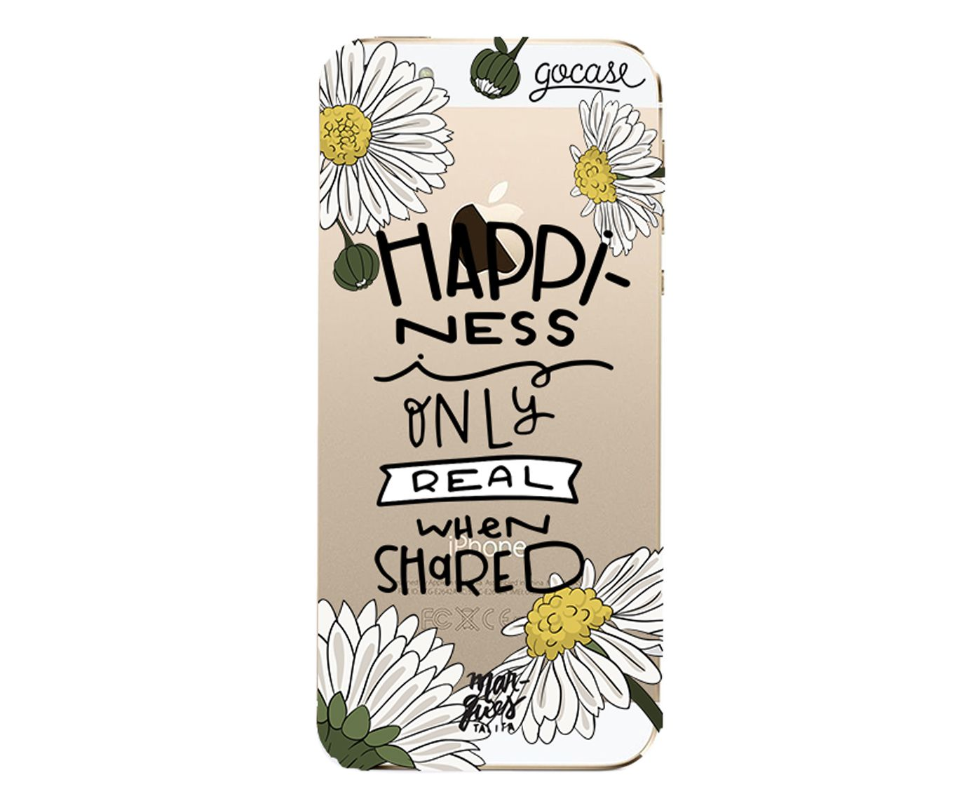 Case Happiness - Para iPhone 5C | Westwing.com.br